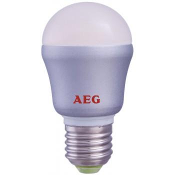لامپ حبابی سرپیچ بزرگ 4 وات AEG مدل Mini 320