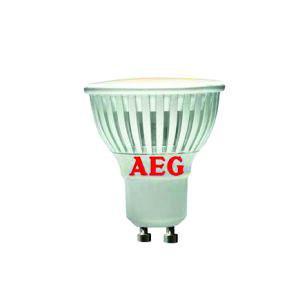 لامپ با پایه GU10و 8وات AEG مدل Mini F360