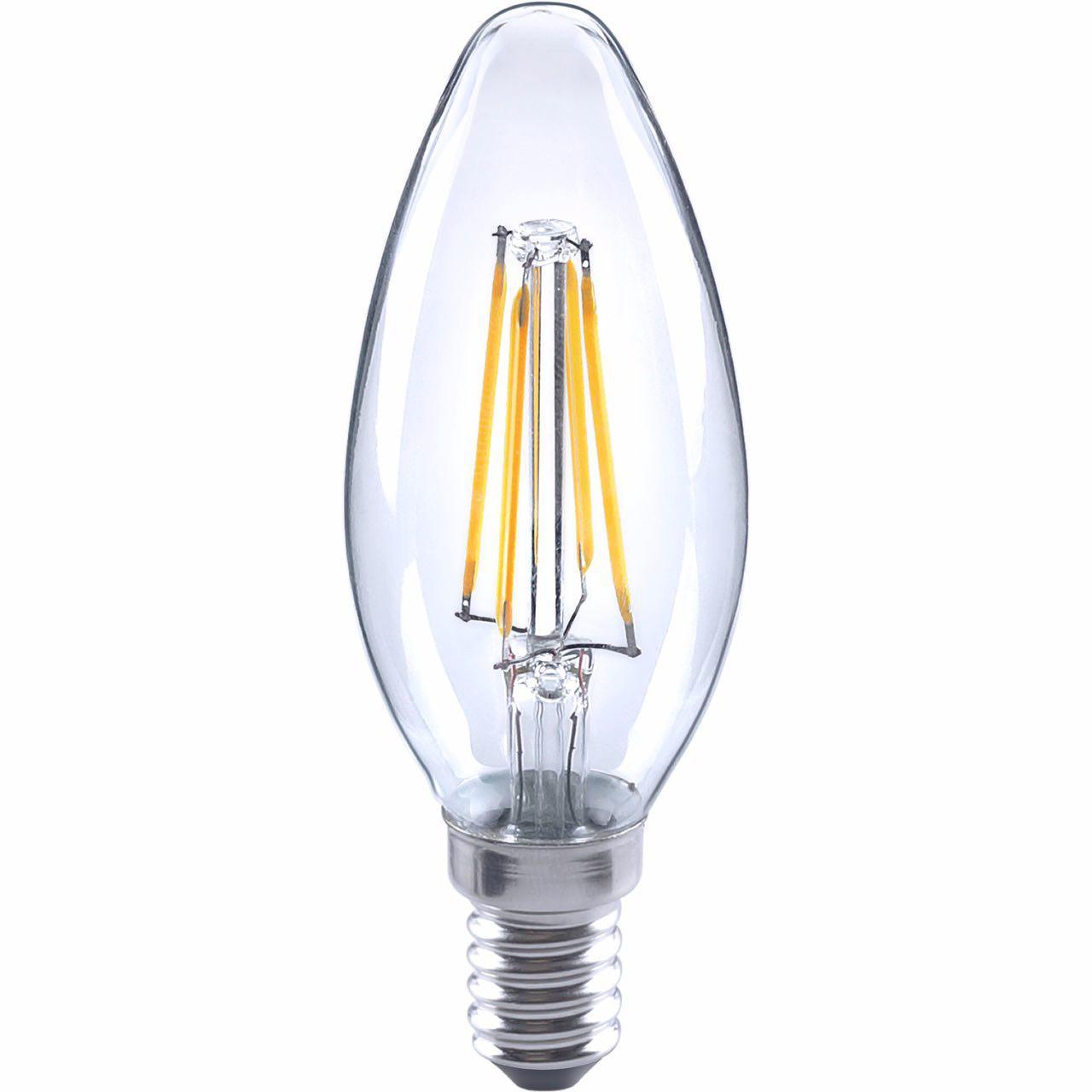 لامپ فیلامنتی شمعی 4 وات AEG مدل FL-C35