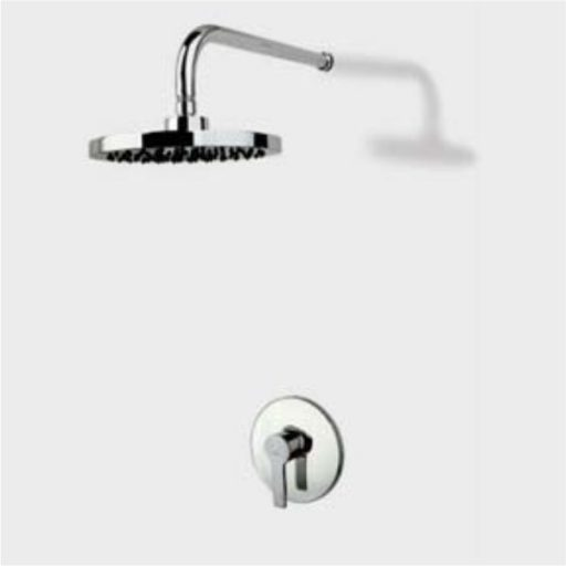 شیر حمام توکار راسان مدل تنسو کلاس ۳
