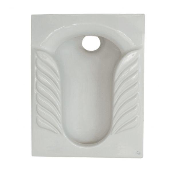 توالت ایرانی گلسار مدل یاس