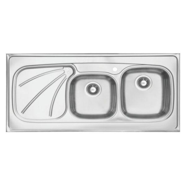 سینک روکار ظرفشویی داتیس مدل DA-113
