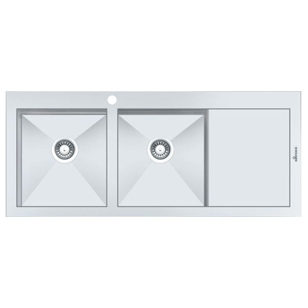 سینک توکار ظرفشویی داتیس مدل DAS-1000