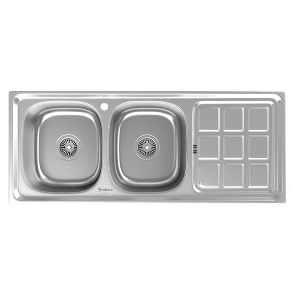 سینک توکار ظرفشویی داتیس کد DB-141
