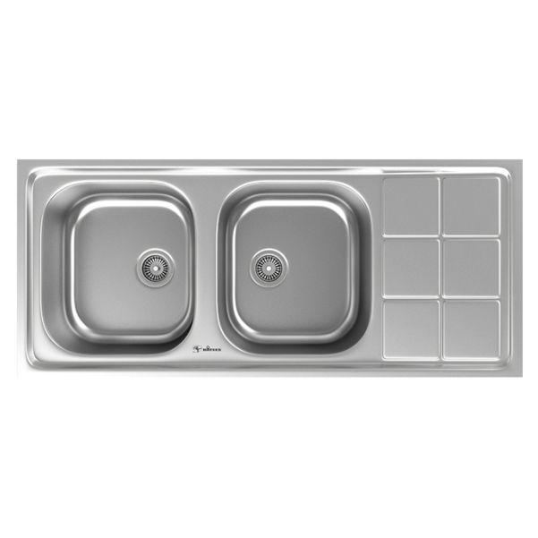 سینک توکار ظرفشویی داتیس کد DB-145