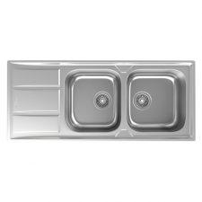 سینک توکار ظرفشویی داتیس مدل DB-180