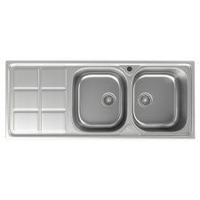 سینک توکار ظرفشویی سیمر کد 162
