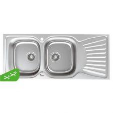 سینک توکار ظرفشویی سیمر کد 163