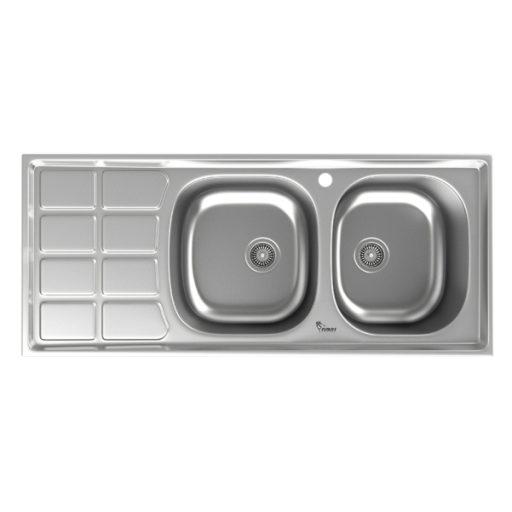 سینک ظرفشویی سیمر مدل 164