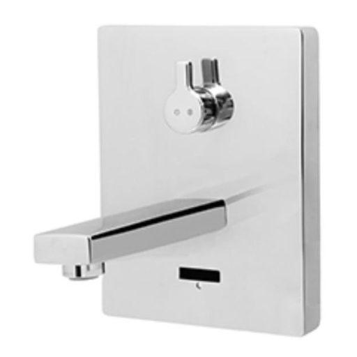 شیر چشمی KWC مدل آوا توکار , دستشویی الکترونیکی آوا کی دبلیو سی