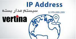 انتقال تصویر دستگاه ورتینا IP Static