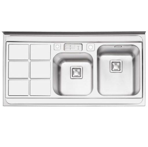 سینک ظرفشویی ایلیا استیل مدل 1065