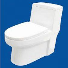 توالت فرنگی آرمیتاژ مدل آلفا توربوجت آکس 10