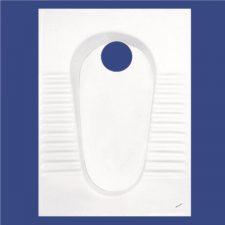 توالت ایرانی آرمیتاژ مدل نسترن تخت