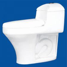 توالت فرنگی آرمیتاژ مدل نسترن آکس 10