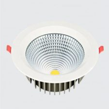 چراغ COB سقفی توکار گرد شیله 5۰ وات