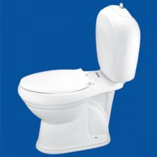توالت فرنگی آرمیتاژ مدل آمیکا دوتکه