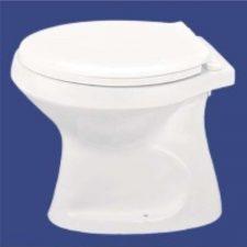 توالت فرنگی آرمیتاژ مدل اروپایی خروجی به کف