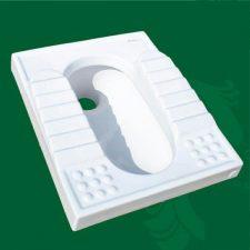 توالت ایرانی پارس سرام مدل ویرا